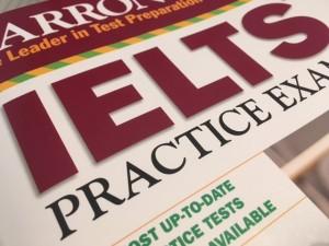 IELTS textbook