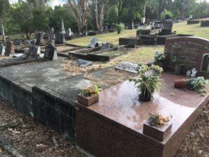 オーストラリアの墓
