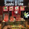 Sushi D'liteの$5.5カレーが評判通りコスパがヤバかった。バイトも祝日$47.48。