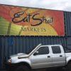 Eat Street Marketで世界中の料理を食べつくす!ブリスベン近郊のNew Farmにあるフードマーケット!
