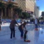 Winter Festival Brisbane!! ブリスベンシティにスケートリンクが出現!