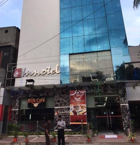 イノテルホテル外観
