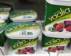Vaalia yogurt