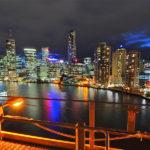 【デートに最適】ブリスベン川をまたぐストーリーブリッジの夜景が綺麗で、観光にもおすすめ!