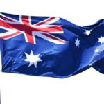 【画像付】オーストラリアの国旗の意味・由来を教えちゃいます。イギリスとの関係は?