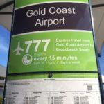 【保存版】ゴールドコースト空港から市内へ行くなら絶対777番の路線バス!最安値$1.56でサーファーズパラダイスへアクセス!